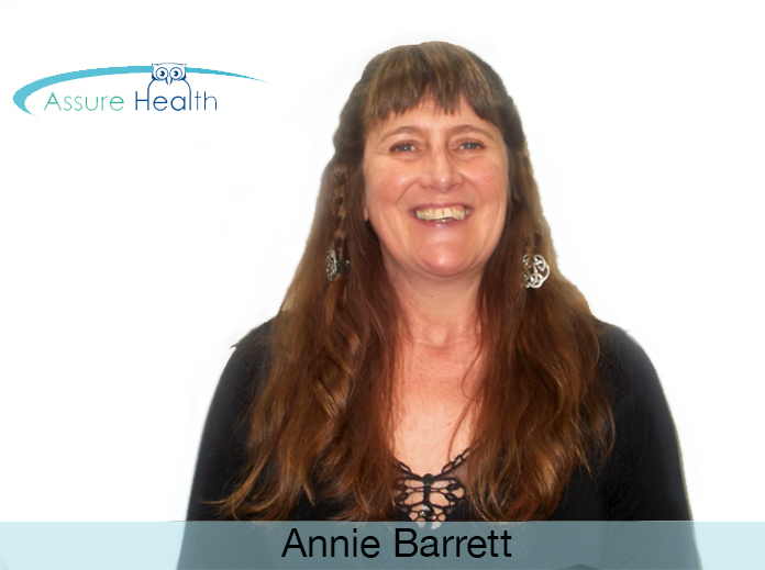 Annie Barrett Occupational Therapist